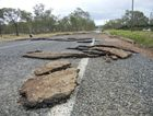 ROAD TOLL: Flood damage to roads in the North Burnett will cost millions to repair.