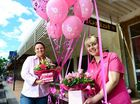 Gatton goes pink for young cancer sufferer Cobie Taylor