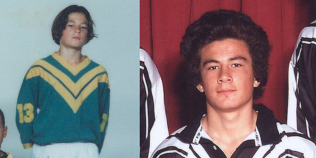 Early hints of Sonny Bill's charisma | Gladstone Observer