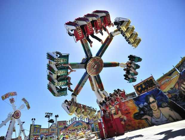 The Observer is offering great discounts on rides at this year's Gladstone Harbour Festival, with a page full of coupons.