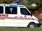 Patients taken to hospital after crashes