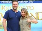 Russell Crowe a special guest but spotlight on Bindi Irwin