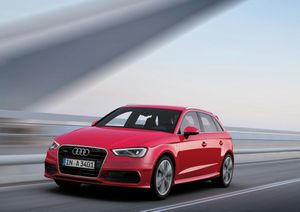 The new Audi A3.