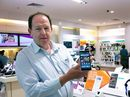 Nigel Beaman on new mobile phones