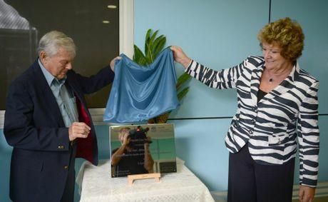 NSW Minister for Health Jillian Skinner opens the Pottsville HealthOne centre