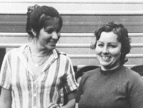 Sydney nurses Lorraine Wilson and Wendy Evans were murdered in the Murphys Creek area in 1974.