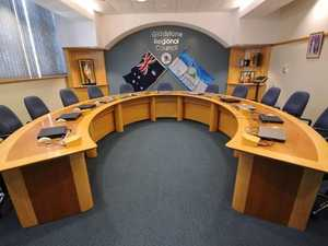 Gladstone Council Chambers.