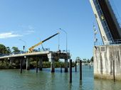 GLADSTONE'S Marina Bridge will be closed from 6am to 6pm on Thursday as repairs continue.
