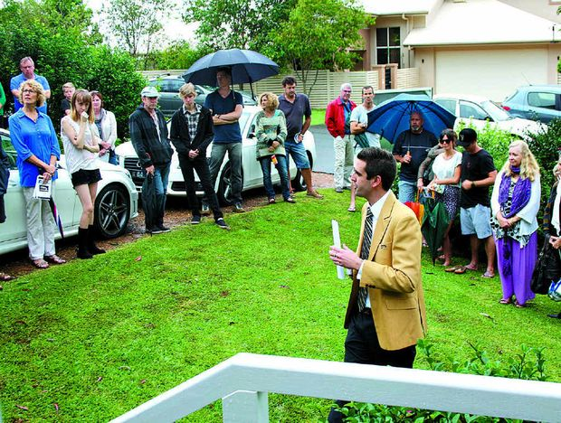 Century 21 auctioneer and principal Grant Smith announces 2 Quiet Valley Cres, Buderim, to be on the market and selling at $465,000.