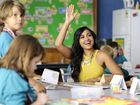 Jessica Mauboy the face of the Earn and Learn project