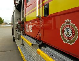 Severnlea home damaged after fire breaks out in roof