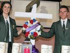 Assumption honours the fallen during Anzac ceremony