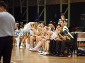 PROGRESSING from state league to Australia's leading women's competition was an opportunity Ipswich Force coach Brad George grabbed with both hands.