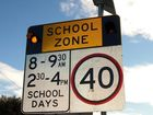 School zones in the Tweed will be operational again from April 29.