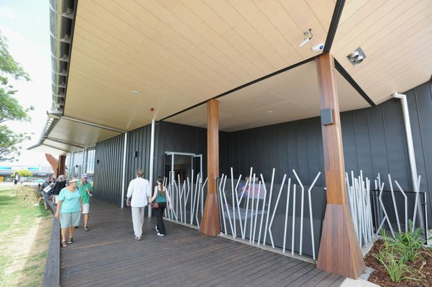 Fraser Coast Cultural Centre.