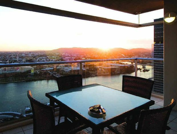 What mum wouldn't want to wake up to a view like this at Oaks Casino Towers for Mother's Day?
