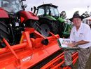 CROWDS at this year's AgroTrend will find much more than agricultural machinery when they peruse the attractions of the popular exhibition.