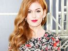 ISLA Fisher is reportedly pregnant with her third child and is already through her first trimester.