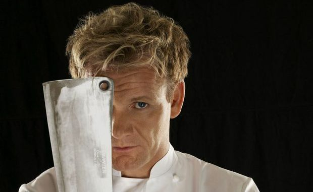 Tv chef gordon ramsay 39 s opening night 39 sabotaged for Kitchen nightmares fake