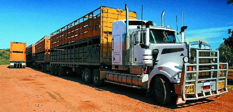 GETTING THINGS MOVING: The State Government is providing funds for free pilot escorts from Clermont to Emerald so drought-stricken farmers can move cattle to greener pastures.
