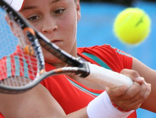 Ashleigh Barty will contest the Moorilla Hobart International.