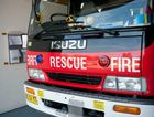 Murwillumbah garage destroyed in fire