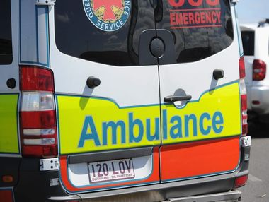 Ambulances were ramped at most hospitals in the area last night, while several paramedics had to work shift extensions and had difficulty getting a break.