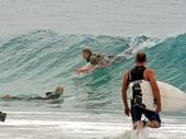 OVERCROWDED line-ups have long been a hot topic of discussion in surfing circles.
