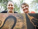 VISION4CHANGE Aboriginal Arts Exhibition at Yamba Museum is a collaborative project between four Clarence Valley museums and the Aboriginal community.