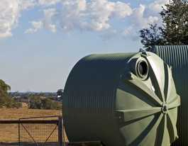 Free water tanks allocated to community groups