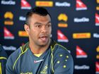 WALLABY centurion-in-waiting Adam Ashley-Cooper has backed calls by captain Michael Hooper and teammates to keep Kurtley Beale in the game.