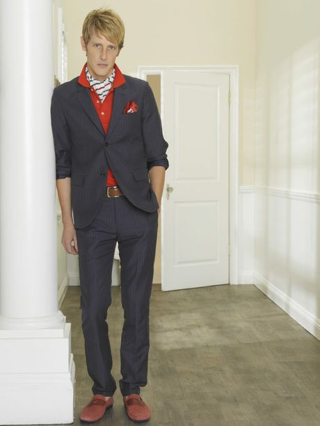 Gabriel Mann stars in the TV series Revenge.