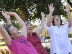 Laughing yoga for health and wellbeing
