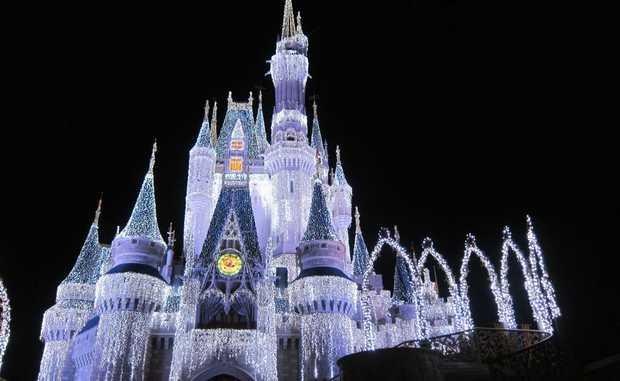 Magic Kingdom, Disney World, Florida.