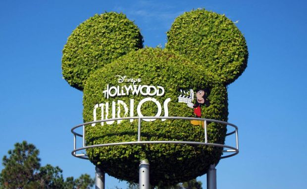 Disney's Hollywood Studios, Disney World, Florida.