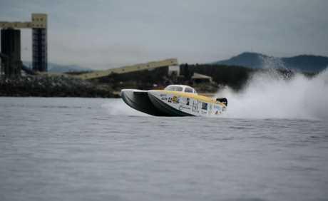 Spirit of Mackay, Speedboat.