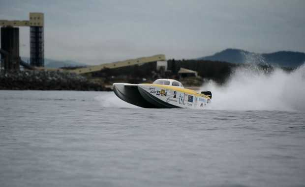 Spirit of Mackay, Speedboat.