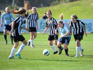 The Westfield National Youth Championships for Girls kicks off at C.ex Coffs International Stadium this morning.