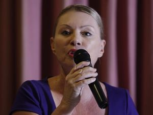 Ipswich Independent Candidate Patricia Petersen.