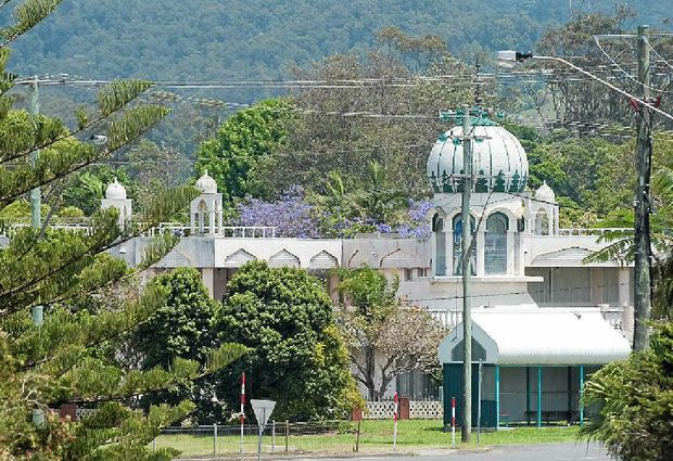 Raj Mahal at Woolgoolga on the Pacific Highway Photo: Trevor Veale / The Coffs Coast Advocate.