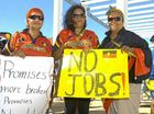 Indigenous miss out on jobs in Gladstone's LNG boom