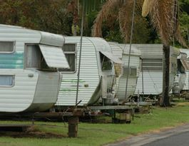 Caravan sales and repair business gets green light