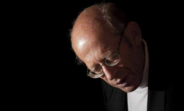 IN TUNE: Australian piano maestro David Helfgott will play at the Ipswich Civic Centre on August 3.