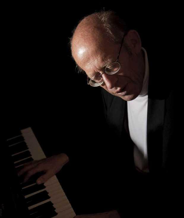 IN TUNE: Australian piano maestro David Helfgott will play at the Ipswich Civic Centre on August 3.