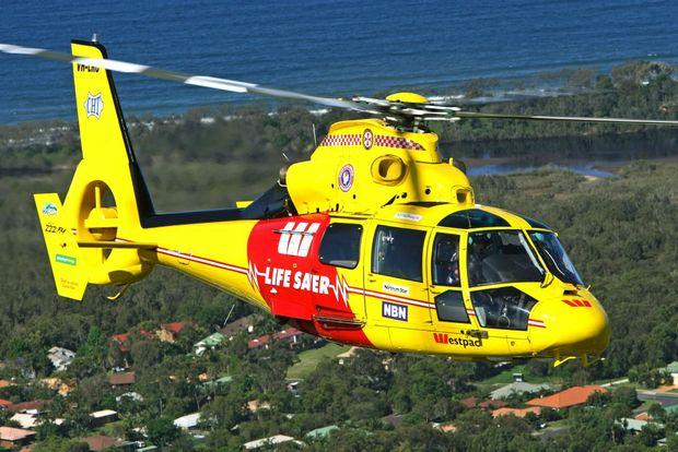 Westpac Helicopter flies on average 6-7 missions per week.