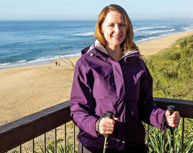 Caroline Durkin will climb Mount Kilimanjaro later this year to raise funds for the Make-A-Wish Foundation Australia.
