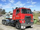 HISTORY BUFFS: The Heritage Truck Association of Australia show was a huge success on July 6-7.