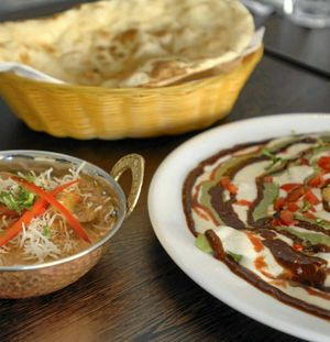 DELISH DISHES: Exotic Indian cuisine will be on offer.