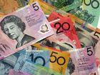 Struggle to balance budgets as wages decline