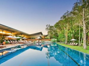 Byron at Byron Spa and Resort offers 92 luxurious suites nestled among sub-tropical rainforest.